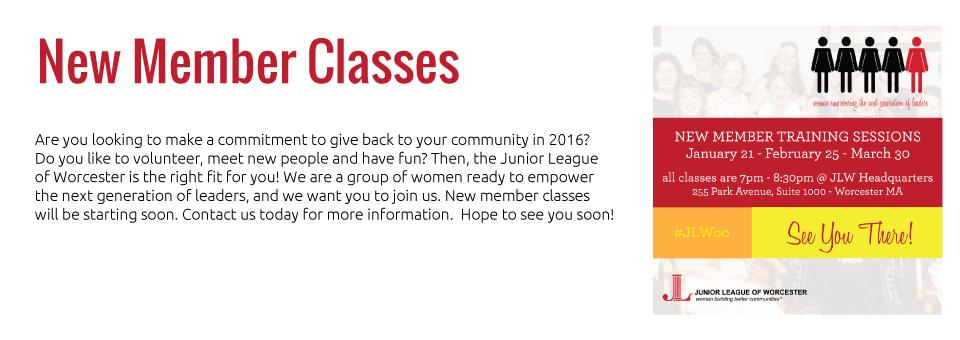 new-member-classes
